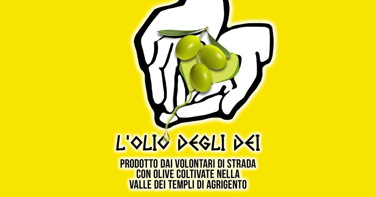 L'olio di oliva prodotto dai Volontari di Strada fa bene due volte, vieni ad acquistarlo