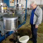 Olio di oliva prodotto dai Volontari di Strada (foto 1)