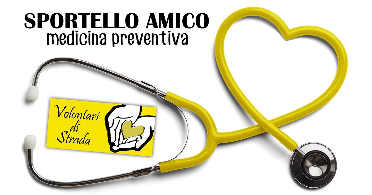 Logo Sportello Amico