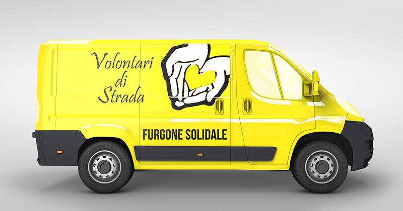 """Aiutaci ad acquistare il """"Furgone solidale"""""""