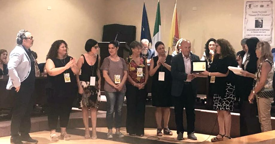 """Consegnato il premio speciale """"Alessio Di Giovanni"""" per l'impegno sociale ai Volontari di Strada"""