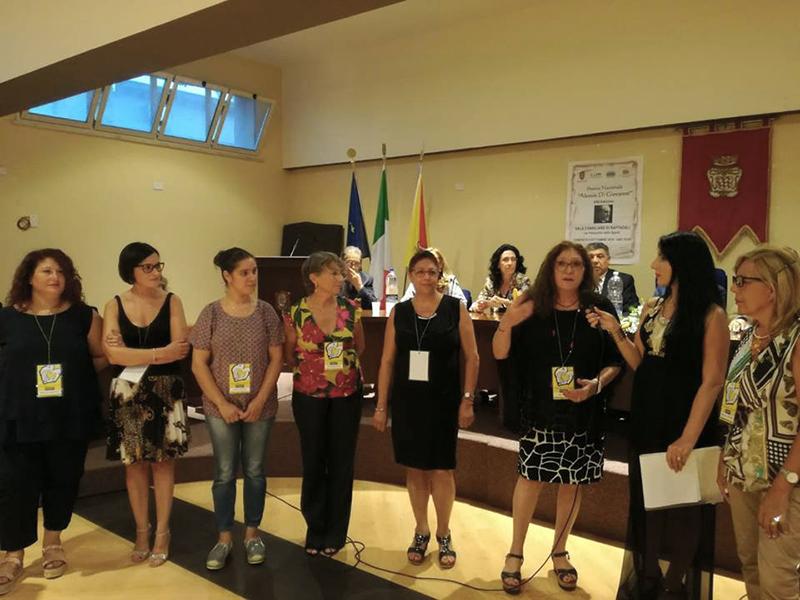 Premio Alessio Di Giovanni ai Volontari di Strada (foto 3)