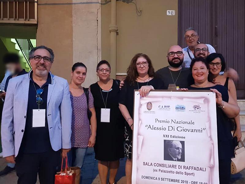 Premio Alessio Di Giovanni ai Volontari di Strada (foto 4)